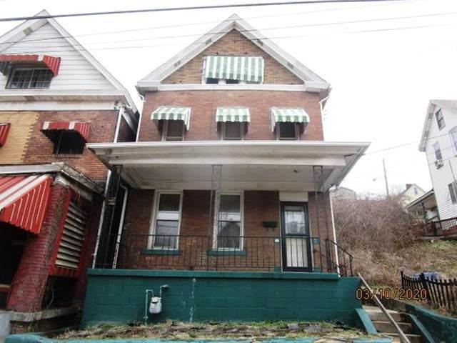 409 Stokes Ave, N Braddock, PA 15104 (MLS #1441557) :: Dave Tumpa Team