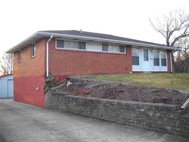 307 Garden City Dr, Monroeville, PA 15146 (MLS #1441613) :: Dave Tumpa Team