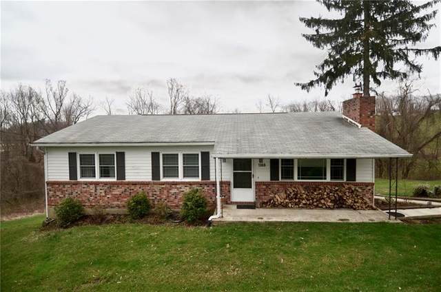 1368 Route 481, Fallowfield Twp., PA 15022 (MLS #1441619) :: Dave Tumpa Team