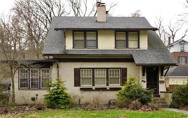 605 Delafield, O'hara, PA 15215 (MLS #1441678) :: Broadview Realty