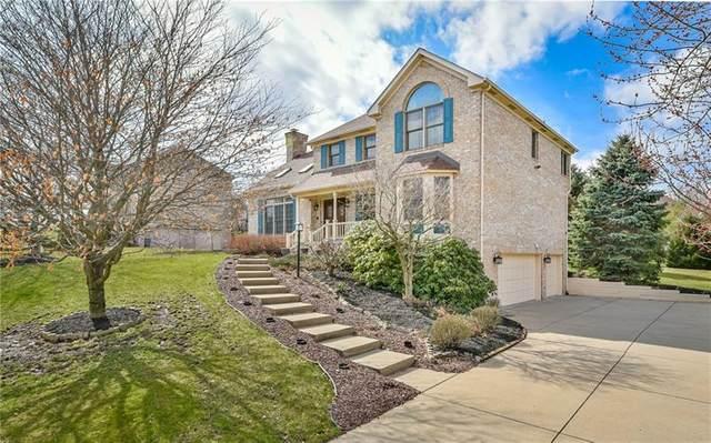 2605 Barnes Dr, Moon/Crescent Twp, PA 15108 (MLS #1441729) :: RE/MAX Real Estate Solutions