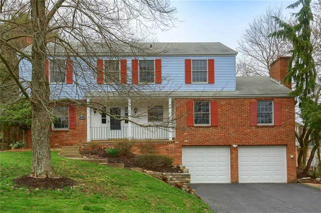 1889 Fairhill Rd, Mccandless, PA 15101 (MLS #1441742) :: RE/MAX Real Estate Solutions