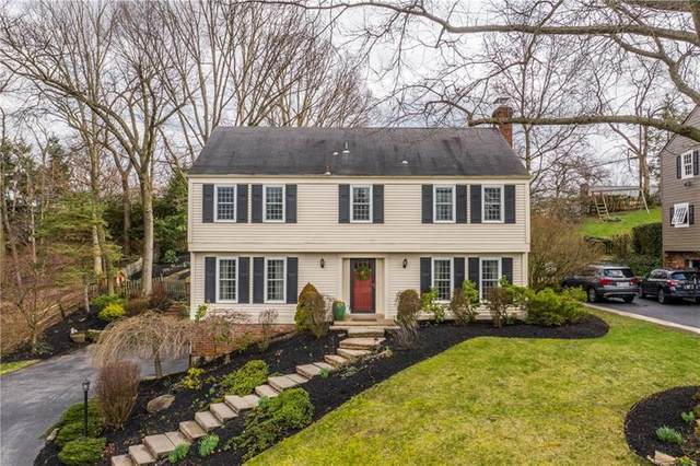 534 Trotwood Ridge Rd, Upper St. Clair, PA 15241 (MLS #1441771) :: Dave Tumpa Team