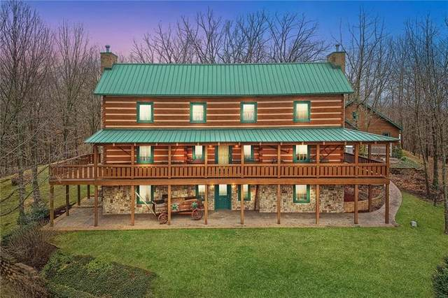 760 Sarver Rd, Buffalo Twp - But, PA 16055 (MLS #1441815) :: The SAYHAY Team