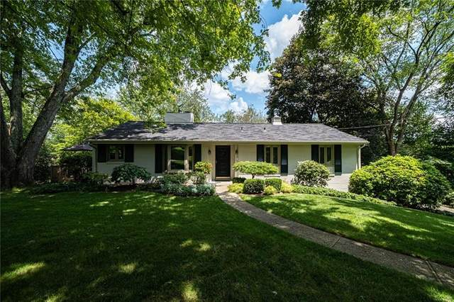 613 Ravencrest Road, O'hara, PA 15215 (MLS #1441824) :: Broadview Realty