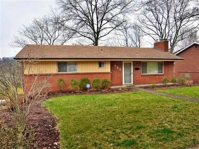 425 Pacific Ave., Forest Hills Boro, PA 15221 (MLS #1441943) :: Broadview Realty