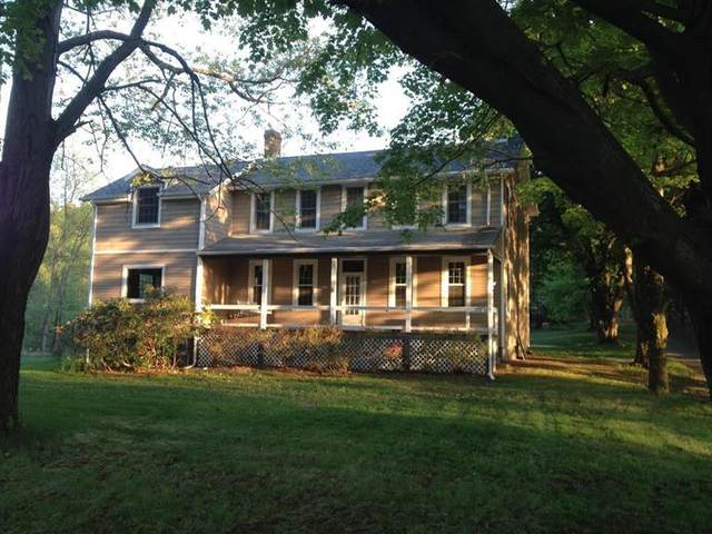 1265 Woodland Rd, Marshall, PA 15005 (MLS #1441971) :: Dave Tumpa Team