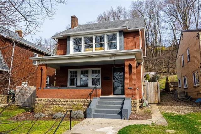 3070 Beechwood Blvd, Squirrel Hill, PA 15217 (MLS #1441974) :: The SAYHAY Team