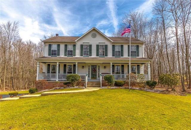 411 Stone Church Rd, Muddy Creek Twp, PA 16052 (MLS #1441977) :: RE/MAX Real Estate Solutions