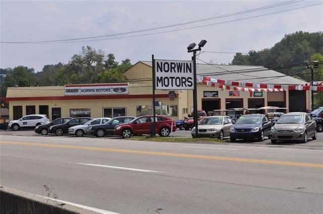 10580 Route 30, North Huntingdon, PA 15642 (MLS #1441979) :: Dave Tumpa Team
