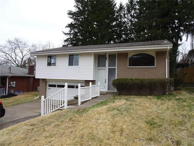 129 Dashwood Drive, Penn Hills, PA 15235 (MLS #1441988) :: Dave Tumpa Team
