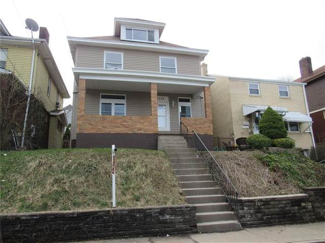 1129 Tennessee Ave, Dormont, PA 15216 (MLS #1442010) :: Dave Tumpa Team