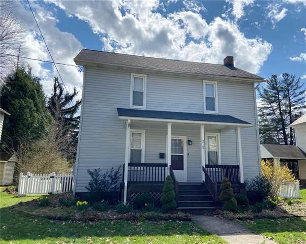 218 E Pine Street, Grove City Boro, PA 16127 (MLS #1442035) :: Dave Tumpa Team