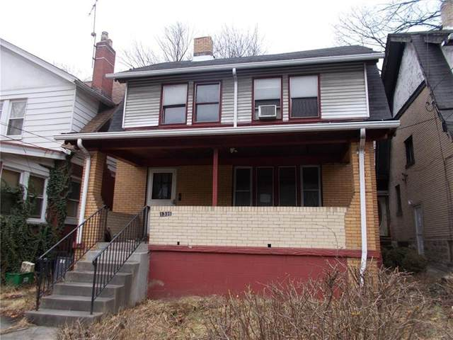 1311 Franklin, Wilkinsburg, PA 15221 (MLS #1442119) :: RE/MAX Real Estate Solutions