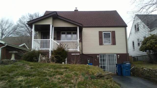 611 South 6th St, Youngwood, PA 15629 (MLS #1442122) :: Dave Tumpa Team