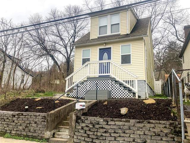 5606 Rodgers St, Lincoln Place, PA 15207 (MLS #1442140) :: RE/MAX Real Estate Solutions
