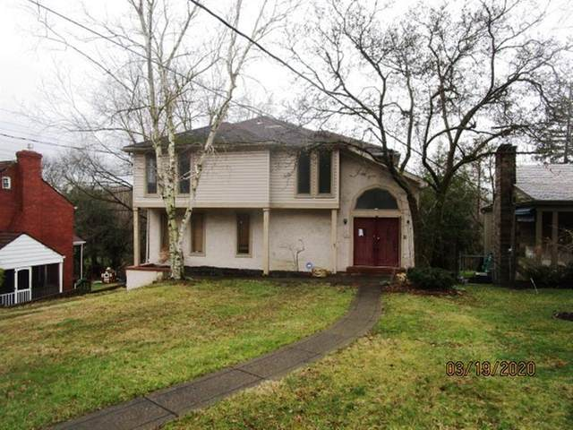1093 Lakemont Dr, Mt. Lebanon, PA 15243 (MLS #1442182) :: RE/MAX Real Estate Solutions