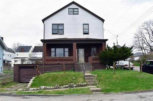 3107 Brunot Ave, Sheraden, PA 15204 (MLS #1442207) :: RE/MAX Real Estate Solutions