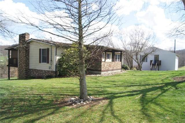 1229 Airport, Parks Twp, PA 15690 (MLS #1442248) :: Dave Tumpa Team