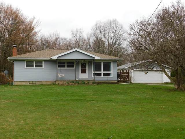 46 Evergreen Road, West Salem Twp, PA 16125 (MLS #1442279) :: Broadview Realty