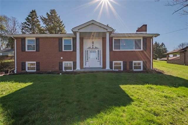 501 First Street, North Huntingdon, PA 15642 (MLS #1442365) :: Dave Tumpa Team