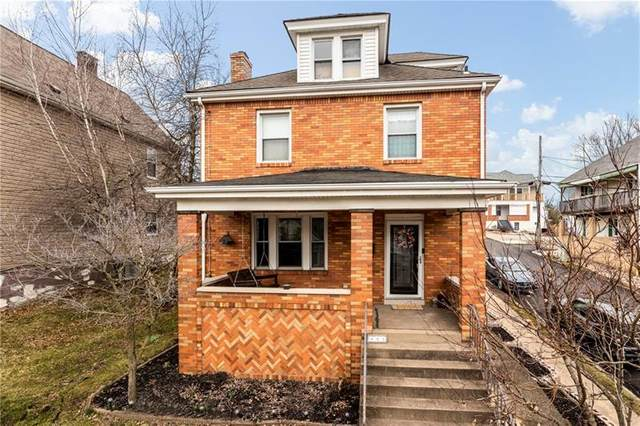441 Blaine Avenue, Canonsburg, PA 15317 (MLS #1442466) :: Broadview Realty