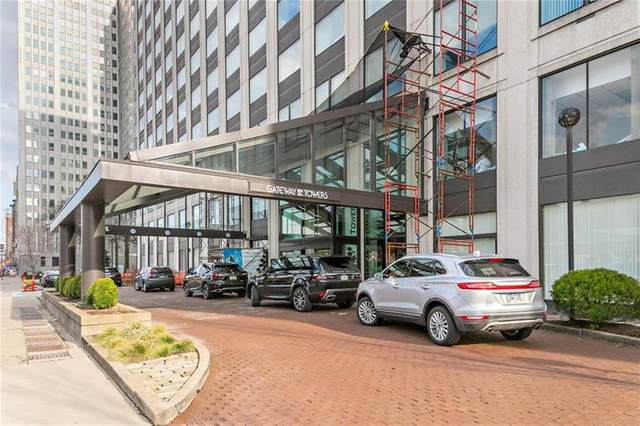 320 Fort Duquesne Boulevard 15K, Downtown Pgh, PA 15222 (MLS #1442538) :: Broadview Realty