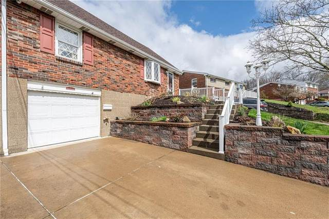 10 Claireview Dr, Scott Twp - Sal, PA 15106 (MLS #1442579) :: Broadview Realty
