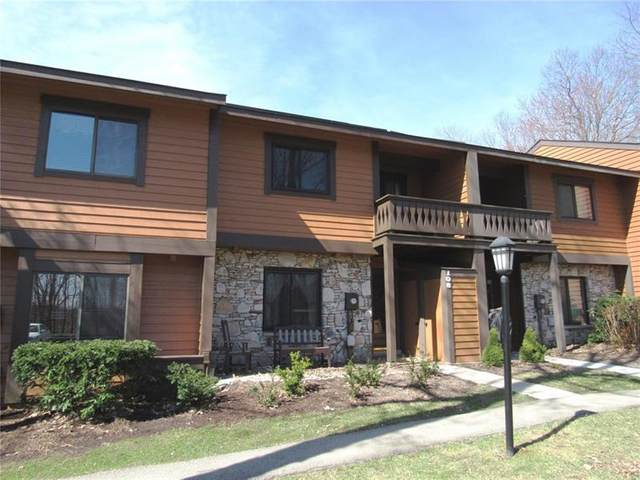 108 Swiss Mountain, Seven Springs Resort, PA 15622 (MLS #1442627) :: Dave Tumpa Team
