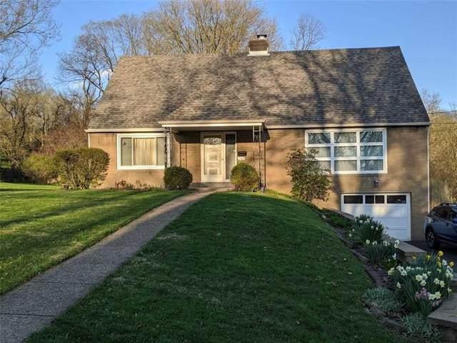 333 Iris Drive, Penn Hills, PA 15235 (MLS #1442853) :: Dave Tumpa Team