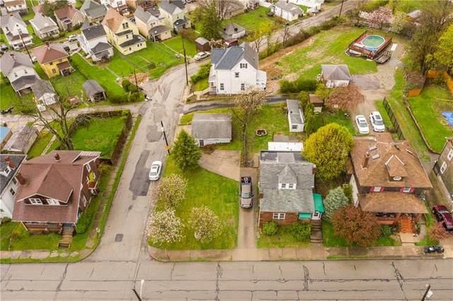 203 E Hallam Avenue, City Of Washington, PA 15301 (MLS #1442894) :: Broadview Realty