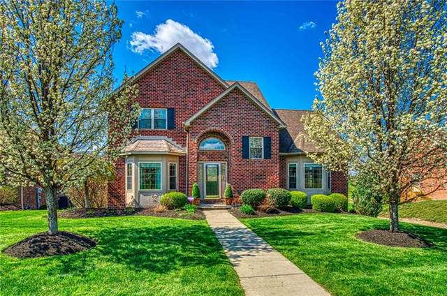 114 Congressional Lane, Ohioville, PA 15009 (MLS #1442897) :: Broadview Realty