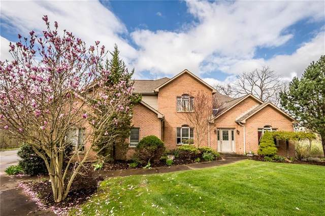 108 Willoughby Ct., Peters Twp, PA 15367 (MLS #1443324) :: Dave Tumpa Team