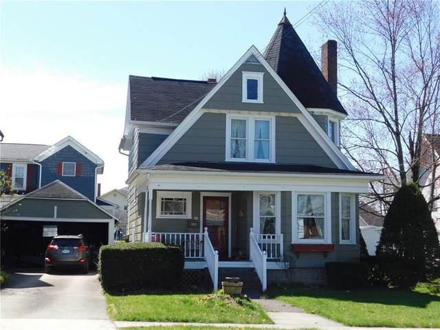 361 S Main Street, Greenville Boro - Mer, PA 16125 (MLS #1443406) :: Dave Tumpa Team