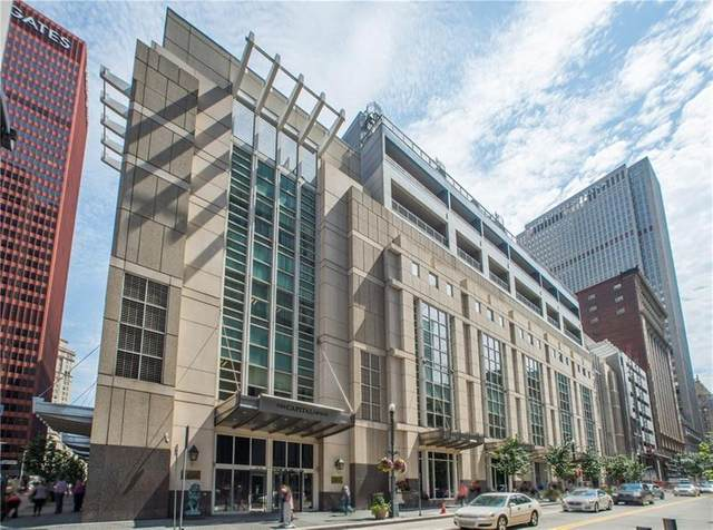 301 Fifth Ave. #518, Downtown Pgh, PA 15222 (MLS #1443855) :: Dave Tumpa Team