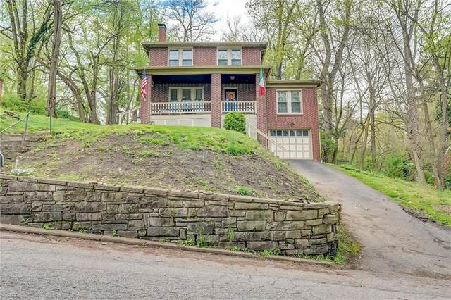 14 Forest Hills Road, Forest Hills Boro, PA 15221 (MLS #1444176) :: Dave Tumpa Team