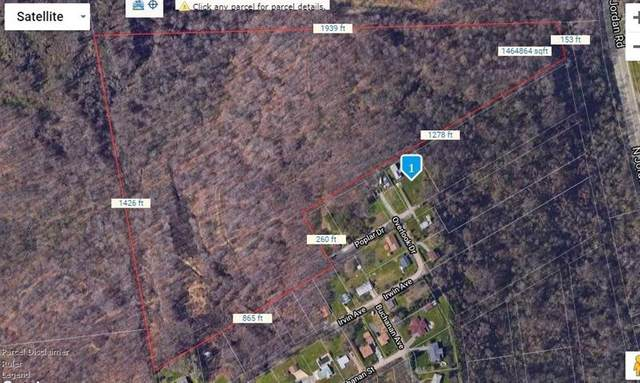 00000 Poplar Street, Hopewell Twp - Bea, PA 15001 (MLS #1444403) :: RE/MAX Real Estate Solutions