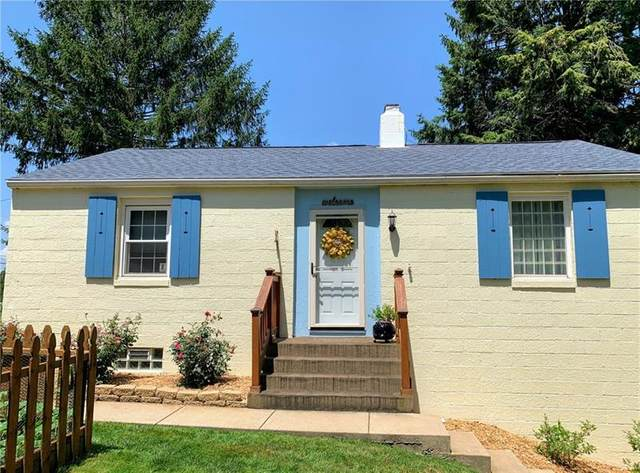 612 Briarcliff Dr, Center Twp - Bea, PA 15001 (MLS #1444605) :: RE/MAX Real Estate Solutions