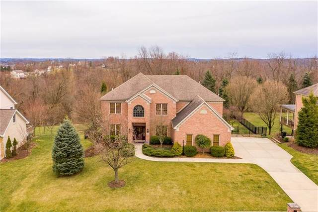 2025 Sterling Drive, South Fayette, PA 15057 (MLS #1444620) :: Dave Tumpa Team