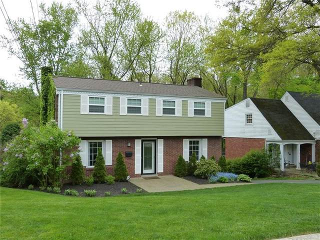 925 Bridgewater Drive, Mt. Lebanon, PA 15216 (MLS #1444723) :: Broadview Realty