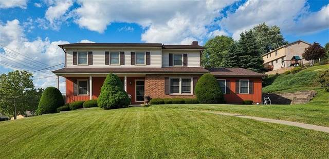 201 Calvin Drive, Robinson Twp - Nwa, PA 15136 (MLS #1444955) :: RE/MAX Real Estate Solutions