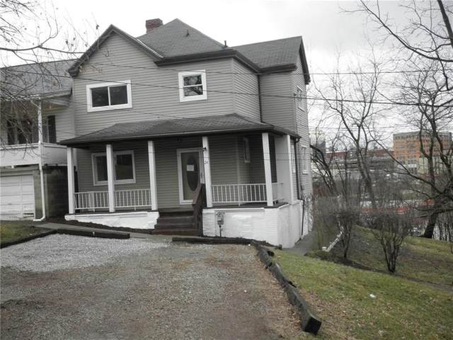 24 Baltimore Ave, City Of Washington, PA 15301 (MLS #1445079) :: RE/MAX Real Estate Solutions