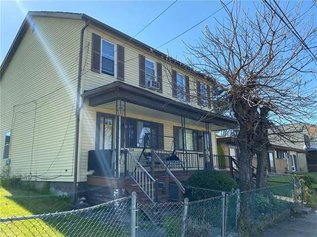 322-324 S 3rd St, Duquesne, PA 15110 (MLS #1445126) :: Dave Tumpa Team