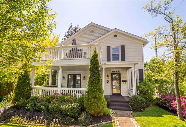 816 Thorn St, Sewickley, PA 15143 (MLS #1445291) :: RE/MAX Real Estate Solutions