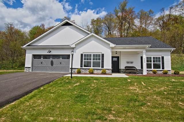 640 Cedar Ridge Dr, Allegheny Twp - Wml, PA 15613 (MLS #1445298) :: Broadview Realty