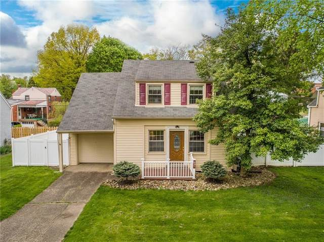 631 Charette Pl, Sewickley, PA 15143 (MLS #1445554) :: RE/MAX Real Estate Solutions
