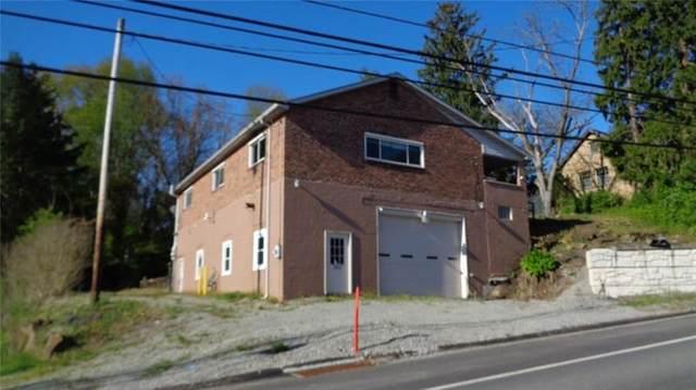 322 E Main St, Mt. Pleasant Twp - WML, PA 15666 (MLS #1445677) :: Dave Tumpa Team