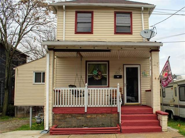 1327 Pacific Ave, Monaca, PA 15061 (MLS #1445831) :: RE/MAX Real Estate Solutions