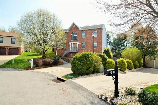 342 Moosehead Drive, North Fayette, PA 15126 (MLS #1445880) :: RE/MAX Real Estate Solutions