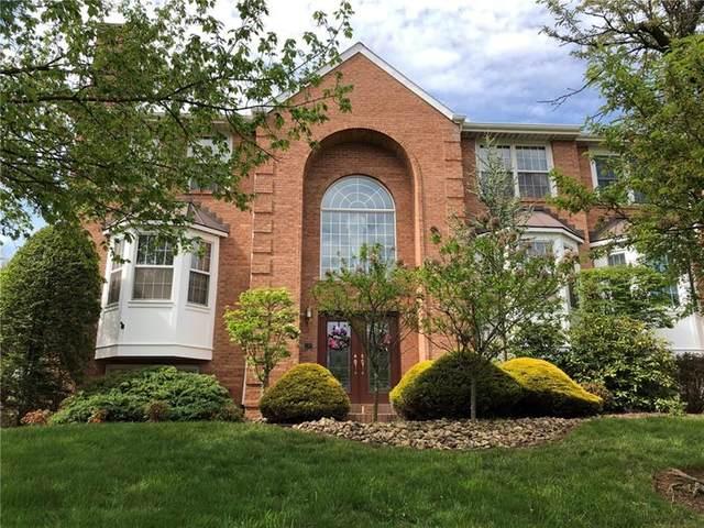 275 Newbury Dr, Monroeville, PA 15146 (MLS #1445891) :: Broadview Realty
